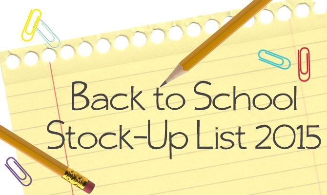Save on back-to-school deals with KCL! We've got all the best deals to get you back to school without breaking the bank!