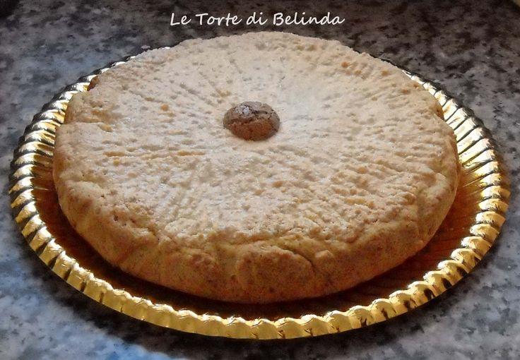 Le Torte di Belinda...ma non solo!: CROSTATA DI MANDORLE E AMARETTI