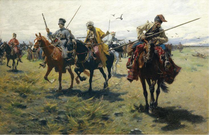 Josef Brandt paintings