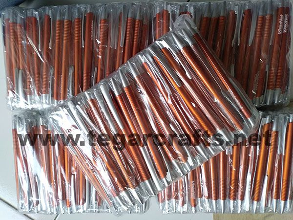 Pen PP2007, 500 pieces, ordered by PT Visionet Data International, Tangerang Banten Indonesia. September 08, 2017