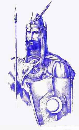 the huns warriors | Attila the Hun Tengrikut