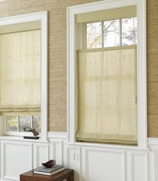 Top Down/Bottom Up Roman shades on Etsy.