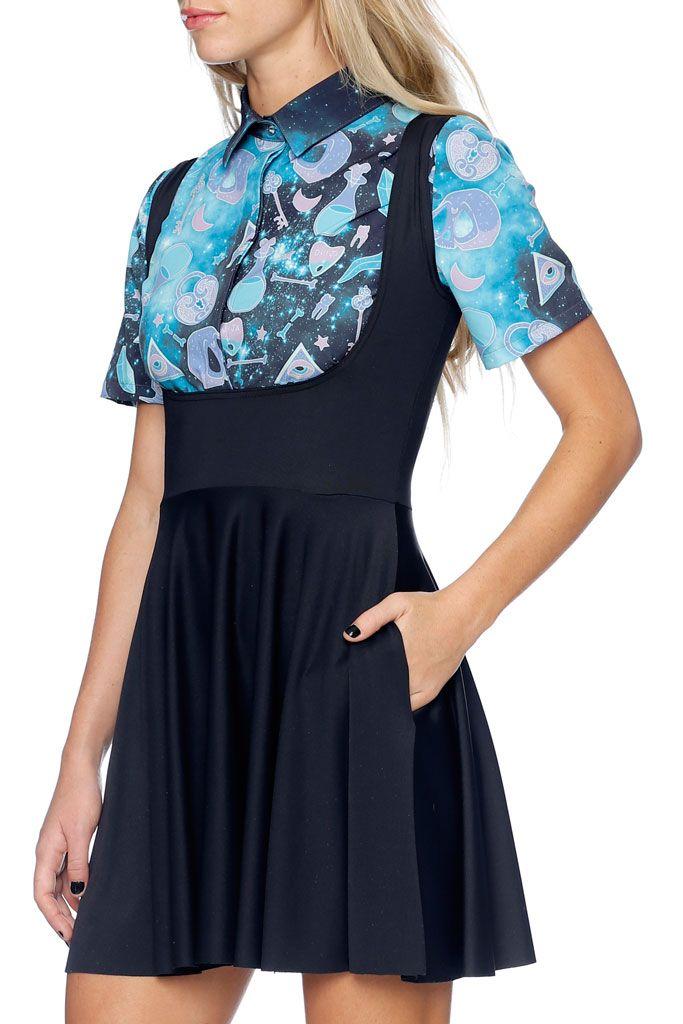 Show Us Ya Tops Underbust Dress (AU $70AUD) by BlackMilk Clothing