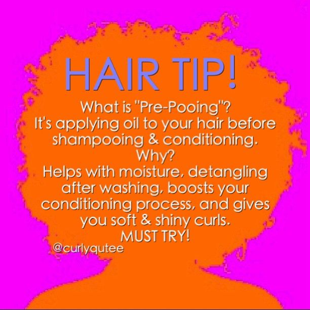 I pre-poo and detangle my hair before every wash... it helps.