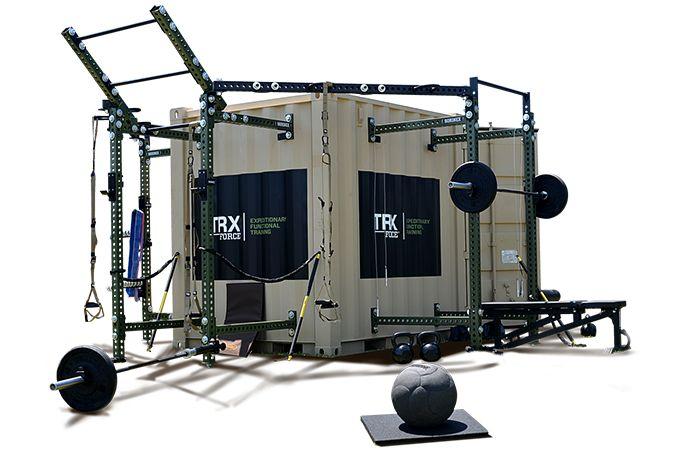 Trx tactical training locker gym ideas pinterest