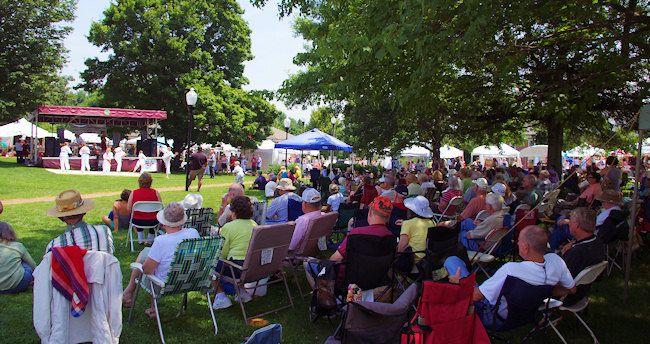Burnsville Nc Craft Festival