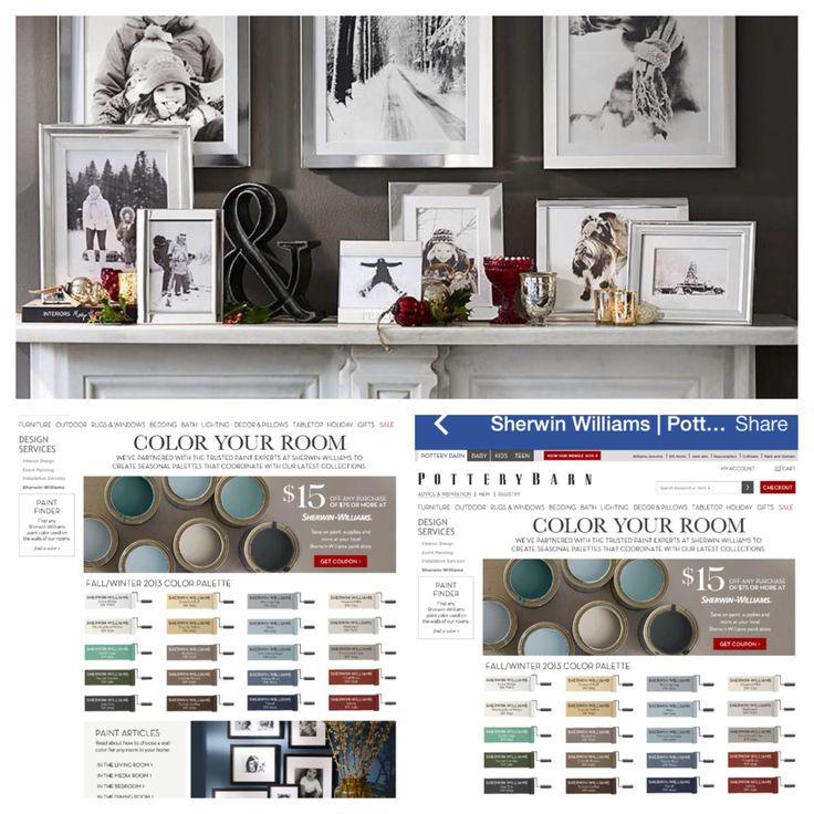 1000 ideas about Pottery Barn Colors on Pinterest  : cd96f012bee430514b08b330abd02ff4 from www.pinterest.com size 736 x 736 jpeg 100kB