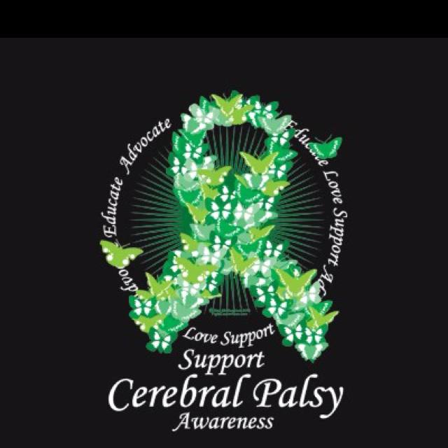 Cerebral Palsy Awareness: Month in USA is MARCH Day in USA ...
