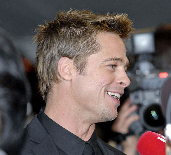 Brad Pitt The cast of 'Babel' promote their film at the 31st Annual Toronto International Film Festival.