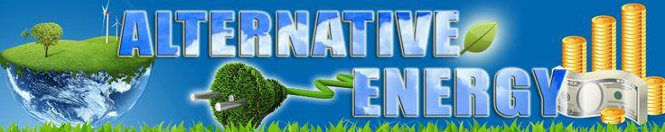 Alternative Sources of Energy - Algae Fuel and Biomass Briquettes