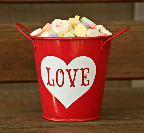 Celebrate love in February! Awesome list of ways to celebrate love year-round!