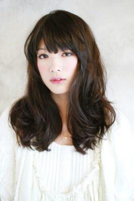 hair style   black color hair style