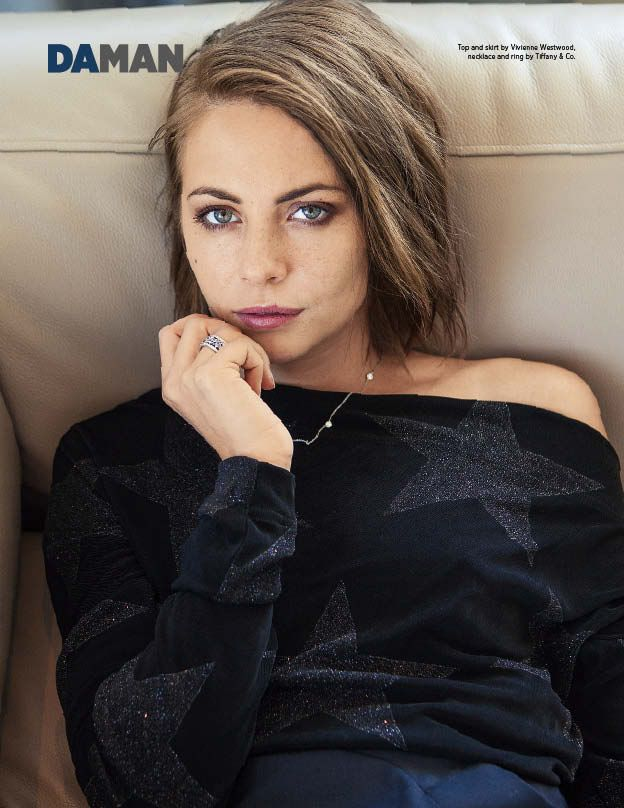 Exclusive Feature: Willa Holland | DA MAN Magazine
