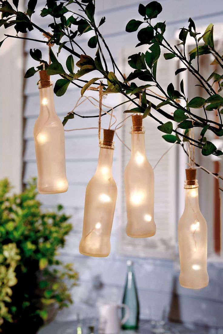 Solarleuchte Bottles – Garten – Pflanzen, Dekoration & Tipps