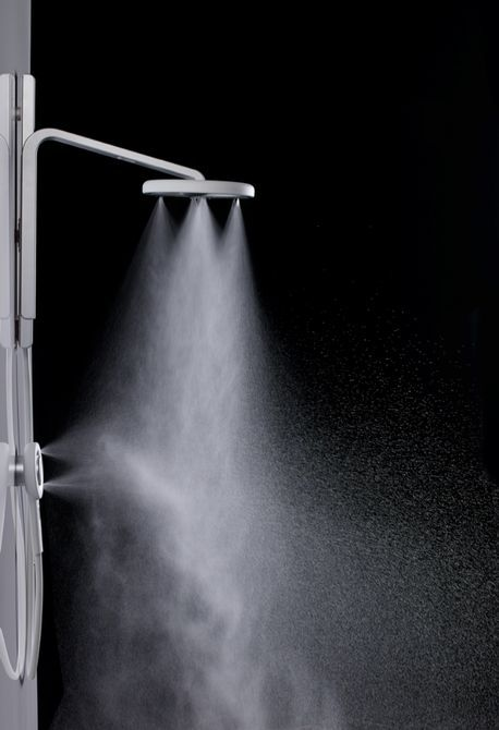 San Francisco-based startup Nebia has produced a prototype shower that it says offers a better, more immersive experience. The Nebia Shower promises up to a 70 percent reduction in water use, too.
