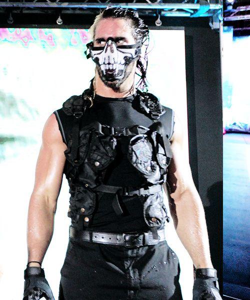 That Mask.....Lawd!