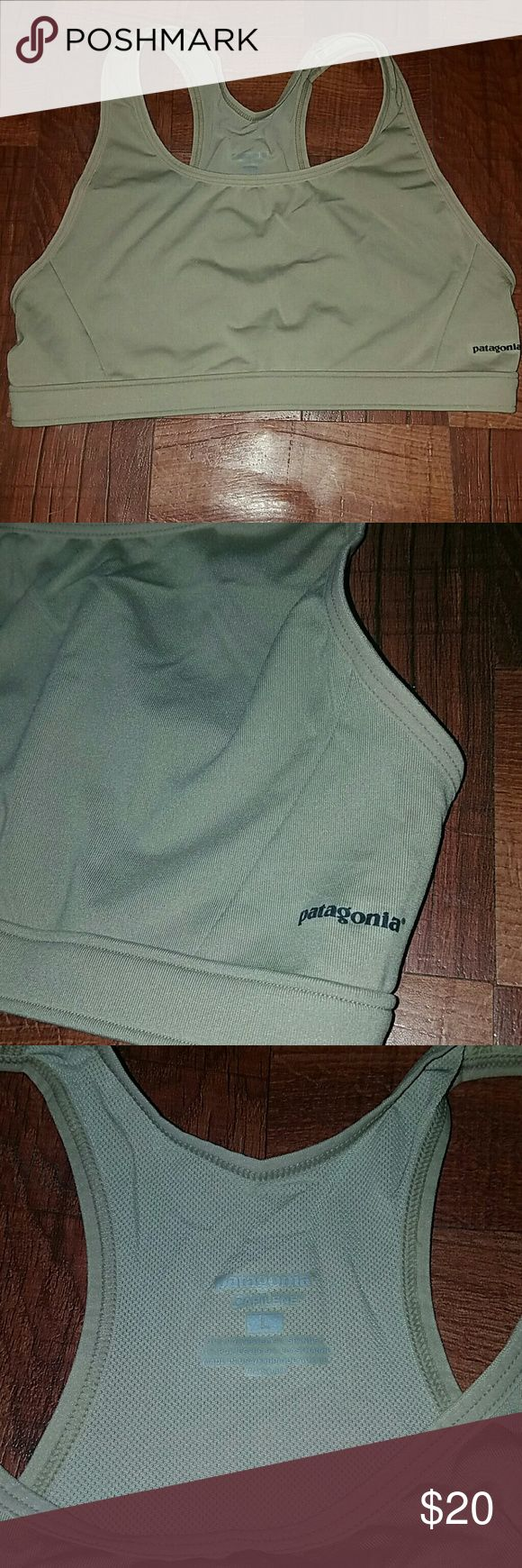 NWOT Patagonia Capilene Nude Sports Bra New without a tag. Racerback. Mesh lining. Breathable. Polyester, Spandex with Moisture Wicking Performance. Great Fit! 💕 Patagonia Intimates & Sleepwear Bras