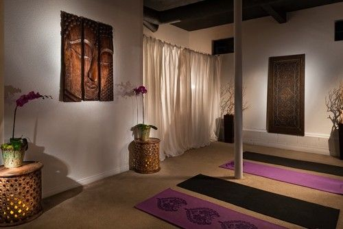 Asian Gym Photos Meditation Room Design, Pictures, Remodel, Decor and Ideas