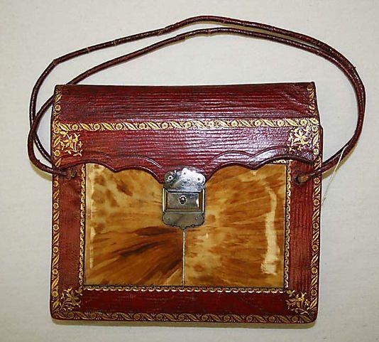 Bag (Reticule) - 1810-29