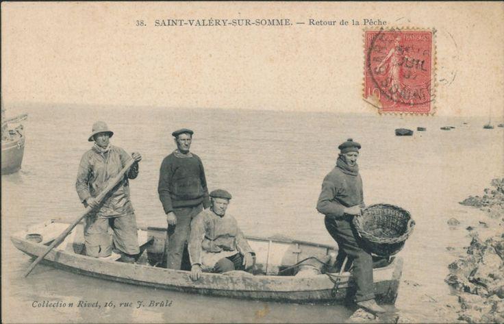 Svss - Retour de pêche