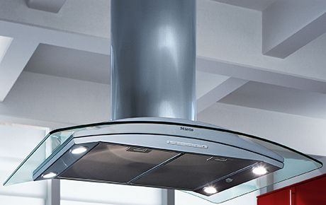 Island Vent Hoods | Exhaust hoods by Miele | Appliancist