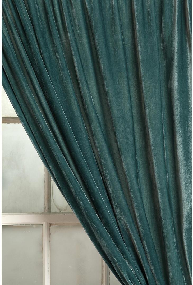 Curtain spring wire - Sophie Velvet Curtain