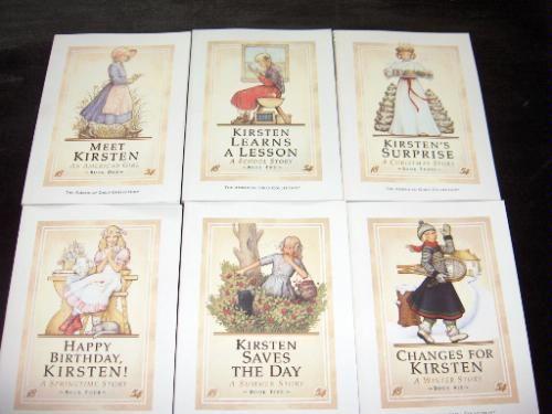 Summary Happy Birthday Kirsten American Girl Collection Janet