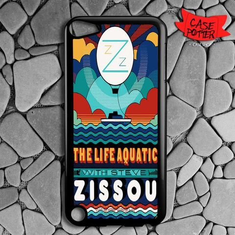Team Zissou iPod 5 Black Case