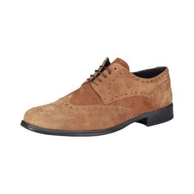 ARIEL brown - Suede Oxford Shoes for Men #ShoesForMen