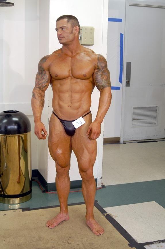 Resultado de imagem para Jeffrey Shiflett muscular development