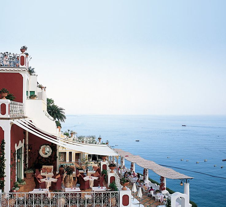 Legendary hotel, Positano, Italy – The You Way.