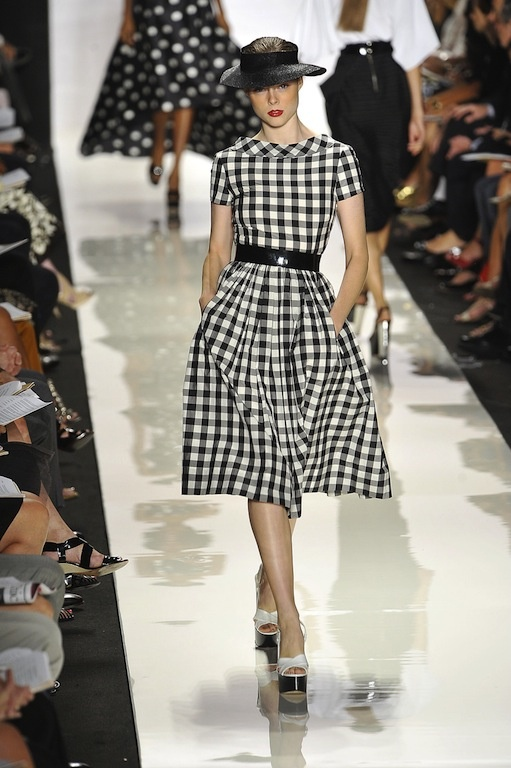 High Fashion Gingham