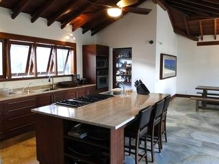 kitchen island with cooktop and seating | For the Home | Pinterest |  Kitchens, House and Contemporary