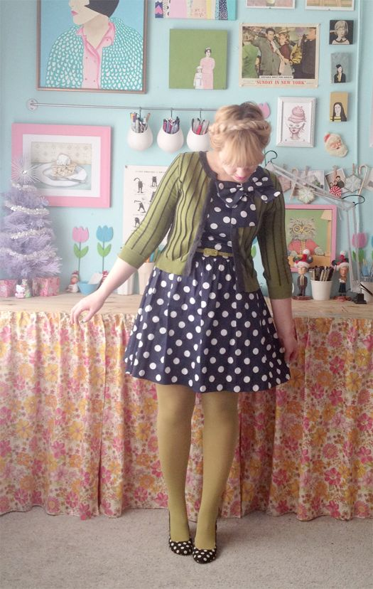Scathingly Brilliant: first outfit of 2013!