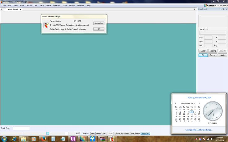 Patternmaking And Grading Using Gerber S Accumark Pattern Design Software Pds