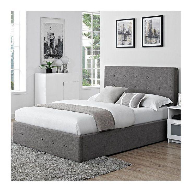 Best 25 Metal Bed Frames Ideas On Pinterest Simple