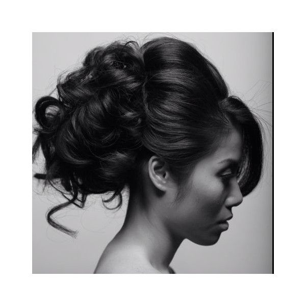 Pentecostal Hairstyles ❤ liked on Polyvore featuring hair