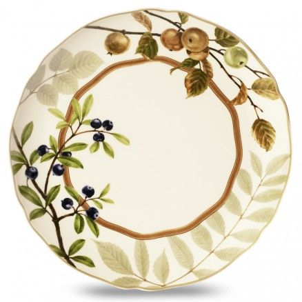 "Noritake Dinner Plate, 10 3/4"""