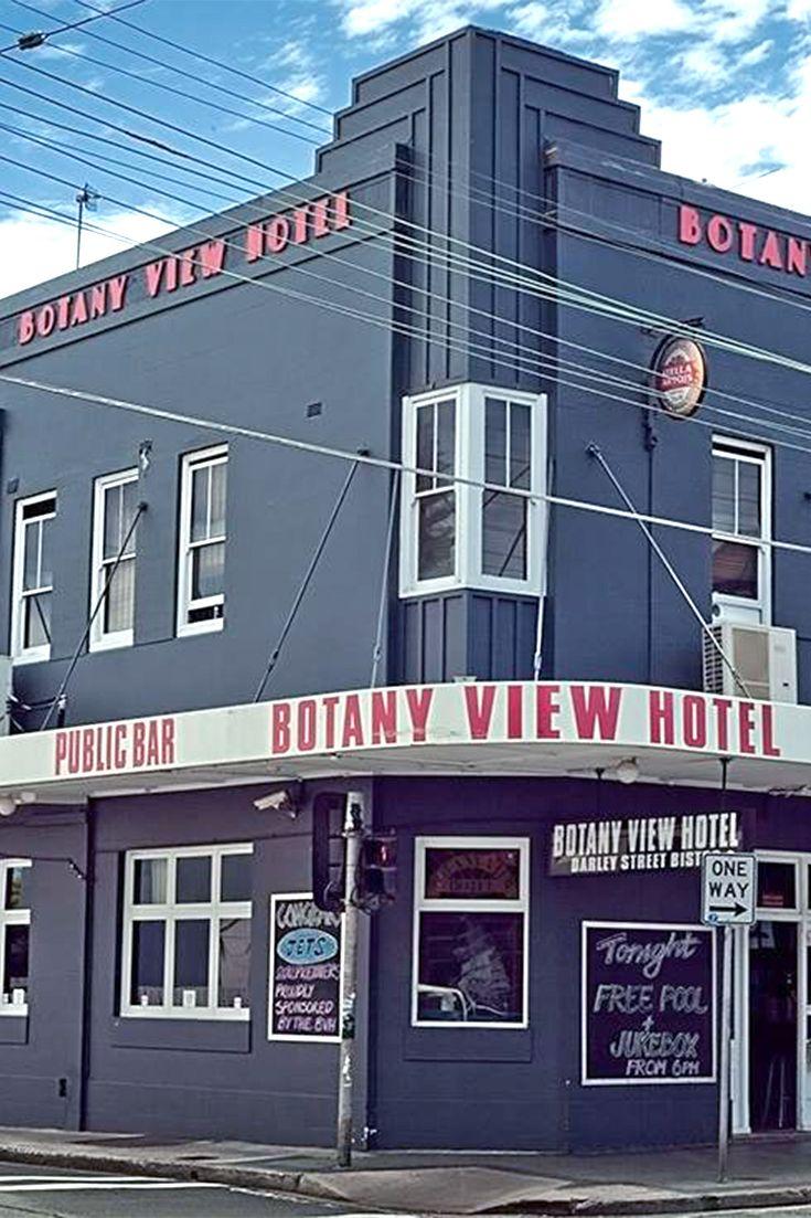 Legend Award - Botany View Hotel