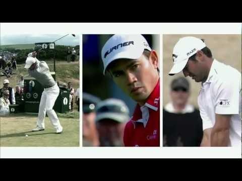 Os principais jogadores de golfe vídeo em Presentwatch