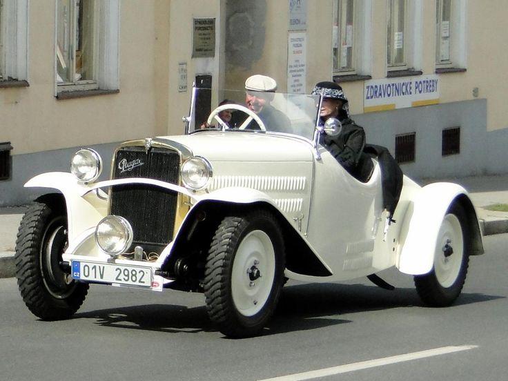 Praga Alfa Roadster 1932