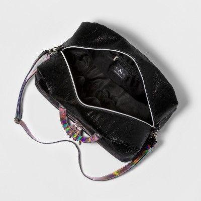 Women's Under One Sky Sleepy Kitty Weekender Bag - Black