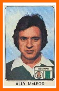 Ally McLeod Hibs 1979 (I still think this is Johnny Cash.)