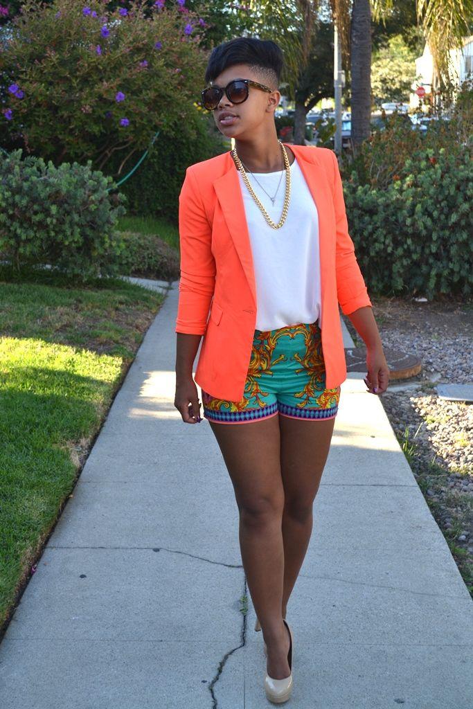 RECYCLING FASHION: summer shorts