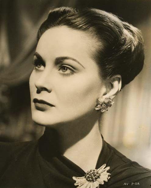 Alida Valli in The Paradine Case (Alfred Hitchcock, 1947)
