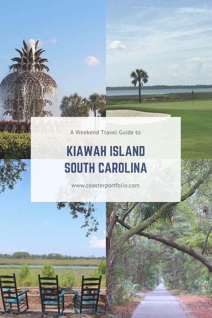 A Weekend Travel Guide to Kiawah Island, South Carolina | Beaches outside of Charleston, SC