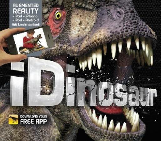 iDinosaur by Dorling Kindersley Publishing Staff | Angus & Robertson Bookworld | Books - 9781740339551
