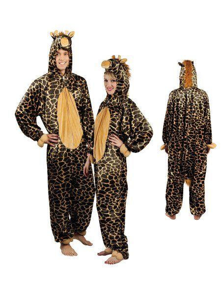 """https://11ter11ter.de/59018547.html Plüschkostüm """"Giraffe"""" für Erwachsene #Karneval #Fasching #Mottoparty #11ter11ter #Outfit #Kostüm #Partnerkostüm #Twins #Plüsch #Giraffe"""