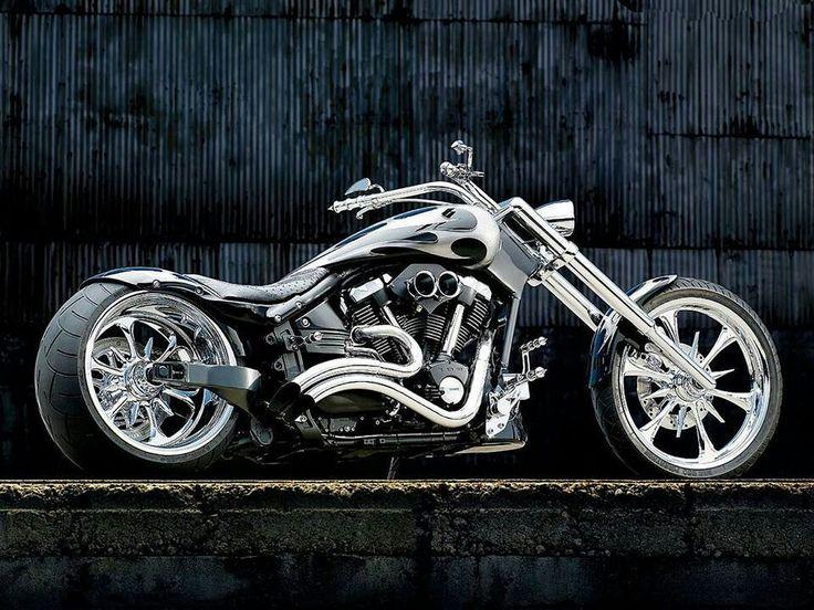 Harley fatboy custom