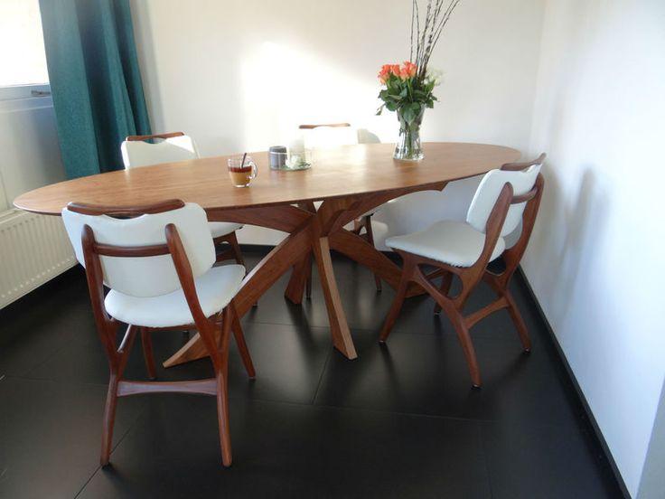 presentatie ovale tafel